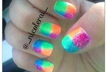 Nail art / by Janna Hankle
