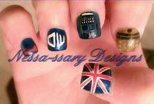 Nessa-ssary Nails / by Vanessa Smith
