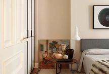 bedroom / by Jessica Lundby