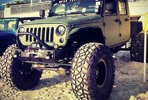 Jeepin' / For all my fellow jeep lovers / by Natalie Potter