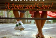 Fun Date Ideas For Moms and Sons / by Elizabeth Simmons