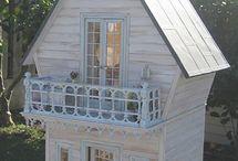 village house ideas / by Cathy Walackas Estey
