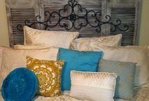 Headboard DIY / by Judy Swenson