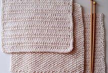 crochet + knit / by Kristan Carroll