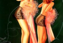 Pinup love / by Ashley Howe