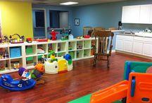 Toddler Room @ Church / by Kim Carlson