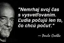motivačné citáty v slovenčine, češtine / quotes in slovak. czech / by Earn money while you relax
