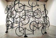 Bicycles / public / by Patricia Walker Roberts