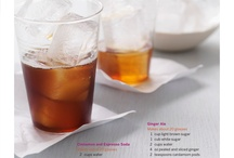 drink / Beverage recipes  / by Melissa Galvin