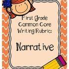 1st Grade Narrative Writing / by gina