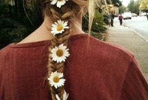 hair / by Allyson Riehl