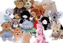 Stuffed Animals / by Donna B.