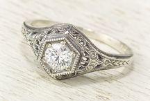 rings / by Feruza Kaharova
