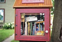 Bookish things / by Ventress Memorial Library