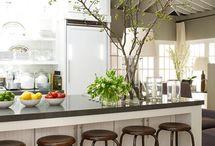 Kitchen Ideas / by Soroya Greene Giles