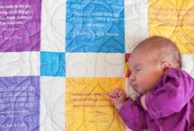 Baby Shower Quilts / by Rebekah McBride