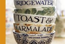 Emma Bridgewater / English tableware / by Valerie Burgess