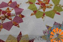 Quilt Machine Quilting Design Ideas / by Pat Sloan