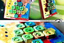 CHRISTMAS and WINTER craft for kids / CHRISTMAS and WINTER craft for kids / by Кrокотак