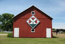 Art ~ Barn Quilts / by Janie Mast