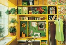 craft room  / by Melody Southern
