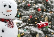 Let it Snow, Let it Snow, Let it Snow!: Christmas Decor Ideas, Treats, & Inspiration / Silver bells ... Silver bells ... / by Carmen P