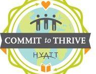 Hyatt Thrive / by Hyatt Regency Crystal City