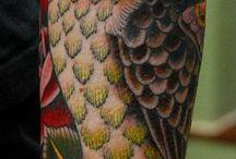 Tatt My Whole Body, Don't Give A Mothaa F*** / by Mackenzie Huffman