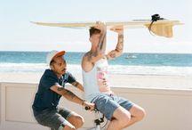 Surfing / by Brandon Hyner