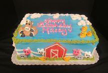 Party Cakes / Just a sample of different cakes for your events! / by Nonna Randazzo's Bakery