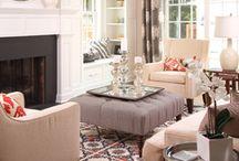 Home: Living room / by Julie Miller