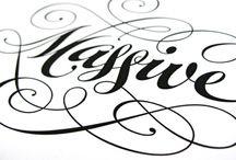 Typography & Lettering / by Allison McDaniel