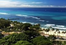 Views from Aqua Hawaii Hotels! / spectacular views in paradise / by Aqua Hotels & Resorts