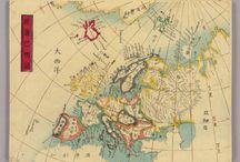 Maps / by Jenny Sutherland