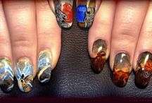 Nail patterns / by Jade Oakes