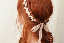 Wedding Hair / by Alex Goodnight