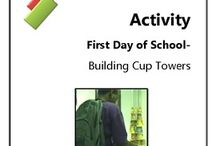 First Day of School / by Allyssa Sharpe