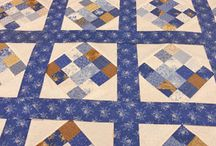 Quilting, my new hobby / by Carmen Seeber Britton