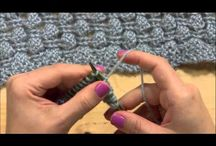 Knit and Crochet Now! Scarf of the Week Tutorials / Hints and tips for knitting and crocheting the featured scarves of the week from Season 5 of Knit and Crochet Now! TV. / by Knit and Crochet Now!
