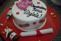 Cakes for Nurses / by NurseGroups