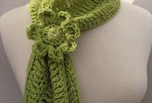 scarf / by Terry Davidson