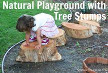 Natural Playground / by Sally Hurst