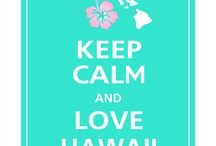 Hawaii Love!! ♥♥ / by Janelle Hicks