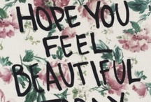 quotes / by Hannah Guenther
