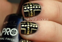 Cute nails!  / by Shelby Rooker