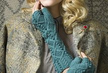 Cables / Basic to intricate cables on hand knits / by Azalea & Rosebud Knits