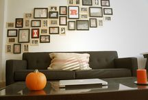 Wall ideas / by Terry Baumgardner