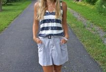 College Fashionista  / Style Guru at West Virginia University  / by Hope Adams