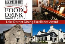 Food and Drink Awards 2013 / by Lancashire Life