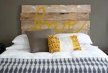Para el hogar / Decoracion y  detalles que embellecen y resaltan espacios para la casa / by Maria Martinez